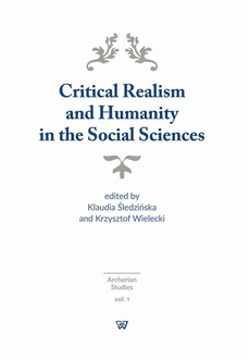 Critical Realism and Humanity in the Social Sciences