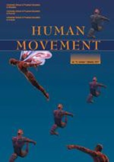 Human Movement, 12(3) 2011