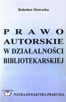 Prawo autorskie w działalności bibliotekarskiej