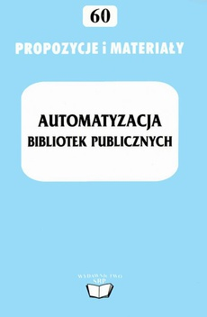 Automatyzacja bibliotek publicznych