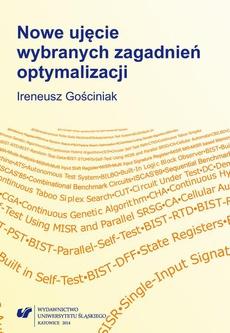 Nowe ujęcie wybranych zagadnień optymalizacji - 04 Zwiększanie skuteczności diagnostycznej