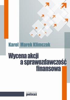 Wycena akcji a sprawozdawczość finansowa