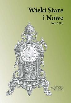 Wieki Stare i Nowe. T. 5 (10)