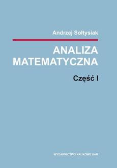 Analiza matematyczna. Część 1