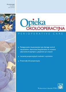 Opieka okołooperacyjna (numer promocyjny)