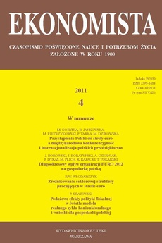 Ekonomista 2011 nr 4