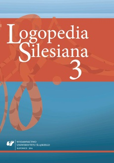 """""""Logopedia Silesiana"""". T. 3 - 02 Metalinguistic awareness of homonymy in children with cleft lip and palate: a pilot study"""