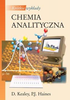 Krótkie wykłady. Chemia analityczna