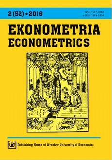 Ekonometria 2(52)