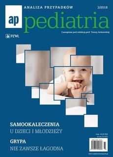 Analiza przypadków. Pediatria 3/2018