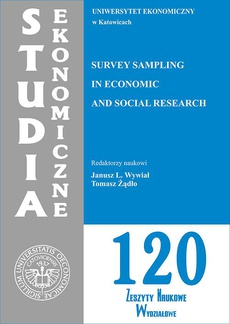 Survey Sampling in Economic and Social Research. SE 120
