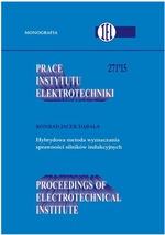 Prace Instytutu Elektrotechniki, zeszyt 271
