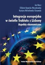 Integracja europejska w świetle Traktatu z Lizbony