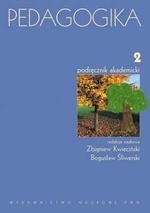 Pedagogika. Podręcznik akademicki, t. 2