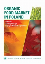 Organic food market in Poland