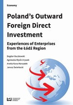 Poland's Outward Foreign Dorect Investment