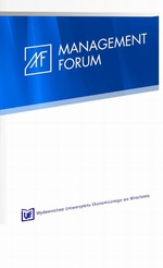 Management Forum, nr. 1, vol. 4