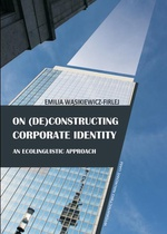 On (De)constructing Corporate Identity. An Ecolinguistic Approach