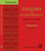 English for physiotherapy. Podręcznik