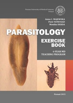 Parasitology. Exercise book. 6-year MD teaching program