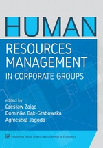 Human resources management in corporate groups
