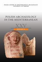 Polish Archaeology in the Mediterranean 25