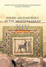 Polish Archaeology in the Mediterranean 14