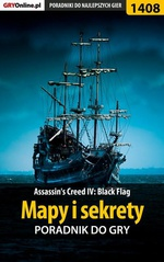 Assassin's Creed IV: Black Flag - mapy i sekrety
