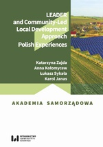 LEADER and Community-Led Local Development Approach. Polish Experiences