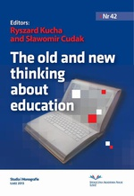 The old and new thinking about education