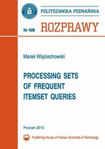 Processing sets of frequent itemset queries