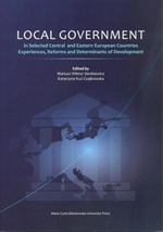 Local Government in Selected Central and Eastern European Countries