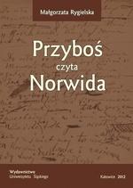 Cyprian Kamil Norwid trzy strofki