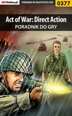 Act of War: Direct Action - poradnik do gry